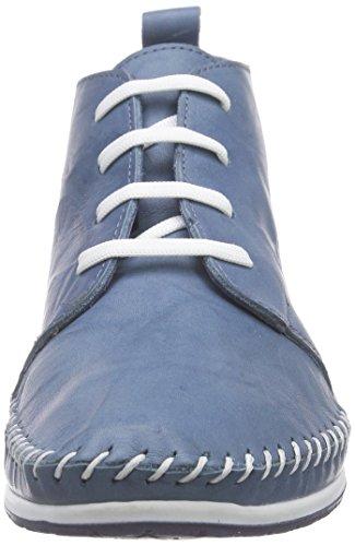 Andrea Conti 0021607 Damen High-top Blue (bleu 013)