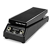 OTOTEC Black WAH-WAH Electric Guitar Effect Pedal Musical Instruments