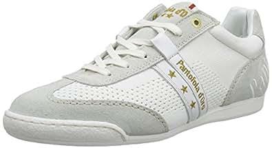 Pantofola d'Oro  ASCOLI TECHKNIT, Sneakers Basses homme - Blanc - Weiß (Bright White), 41