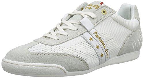 Pantofola d'OroASCOLI TECHKNIT - Scarpe da Ginnastica Basse Uomo , Bianco (Weiß (Bright White)), 43
