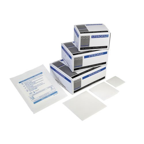 steropad-low-adherent-absorbent-dressing-10cm-x-10cm-x25