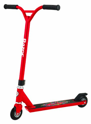 Razor Scooter Beast, Red, - 2-rad Razor Roller