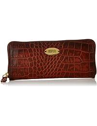 Hidesign leather Women's Wallet MACKENZIEW W2 (Tan)