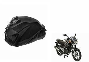 Speedwav Bike Petrol Tank Assembly Black-Bajaj Pulsar 150 DTS-i Type 2