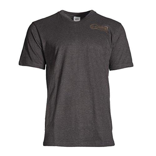Voodoo Tactical Herren Frontier T-Shirt, Herren, 20-9999090096, Heather Charcoal, XL