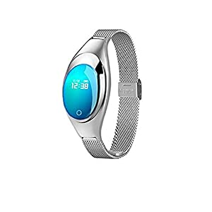 41UIcSEhwvL. SS300  - LL-Smart Watch bracelet With Blood Pressure Heart Rate Monitor Pedometer Fitness Tracker Fo Android IOS