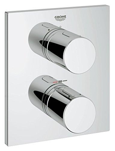 Preisvergleich Produktbild GROHE Grohtherm 3000 Cosmopolitan Brausearmatur für GROHE Rapido T Unterputz-Thermostat 19568000
