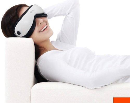 YZ-03 - Appareil de massage des yeux et tempes