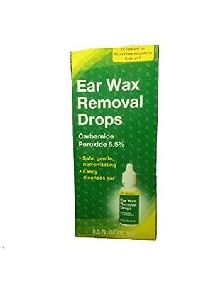 Dr. Sheffield's Ear Wax Removal Drops, 0.5 fl oz by Dr. Sheffield's