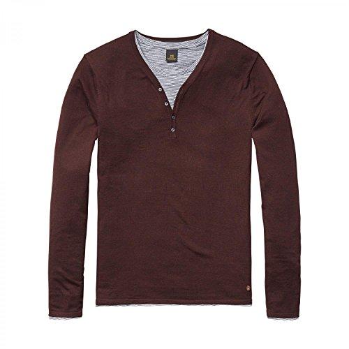 Scotch & Soda Herren Sweatshirt 15040860027 Rot