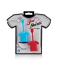 Tea Shirts Tea Infuser - Pack Of 2