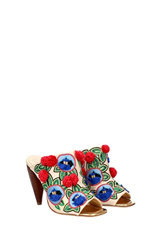 Sandali Tory Burch Donna - Pelle (36263) EU Multicolor