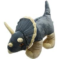 Wild Republic - Triceratops, dinosaurio de peluche, 30 cm  (17961)