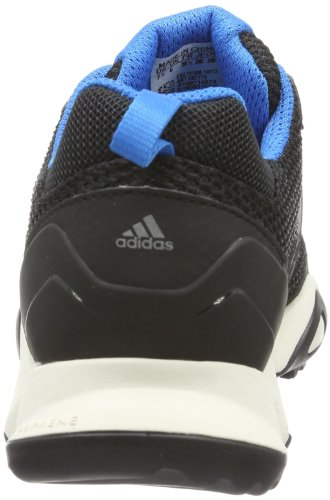 adidas Terrex Swift R W D67773 Damen Trekking- & Wanderschuhe Schwarz (Black 1 / Black 1 / Solar Blue2 S14 D67773)