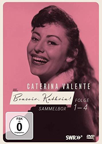 Caterina Valente: Bonsoir, Kathrin! - Folge 1-4 (4 DVDs)