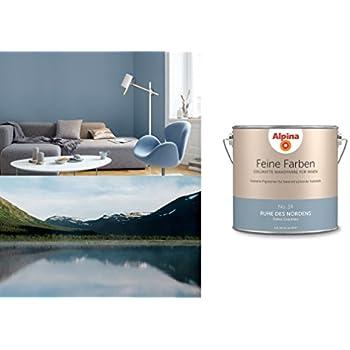 Alpina Feine Farben No 14 Ruhe Des Nordens 25 L Wand Deckenfarbe
