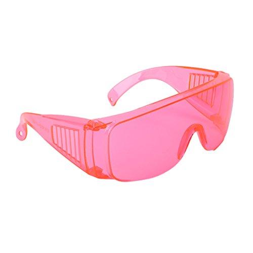 ZOOMY Schutzbrillen Brillen Work Dental Augenschutz Brillen Eyewear - Orange