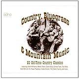 Country, Bluegrass & Mountain Music