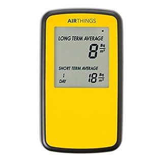 Airthings 240 Corentium Plus Radon Gas Detector Monitor