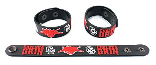 Chelsea Grin nuovo. Bracciale CSG 53 N