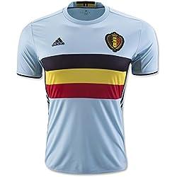 1ª Equipación Selección Belga de Fútbol - Camiseta oficial adidas, talla L