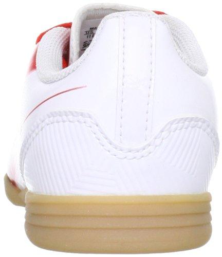 adidas Performance F5 IN J G65418 Jungen Fußballschuhe Weiß (RUNWHT/BLACK)