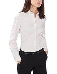 ESPRIT Collection Damen Bluse mit Stretch