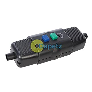 Dapetz ® in-Line Active Outdoor RCD 16A Prevent Electric Shock 16/3600W Power Tool