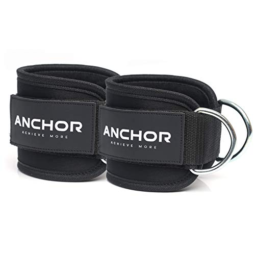 Ankle Straps for Cable Machines-...