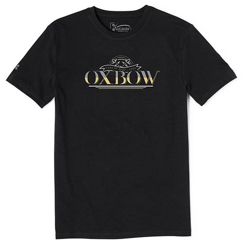 Oxbow K1TANARO T-Shirt Manches Courtes Homme, Noir, FR : L (Taille Fabricant : L)