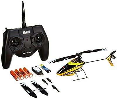 Balde Nano CP S RTF 3D Helicopter Mode 2