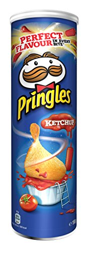 Pringles Ketchup, 19er Pack (19 x 190 g)