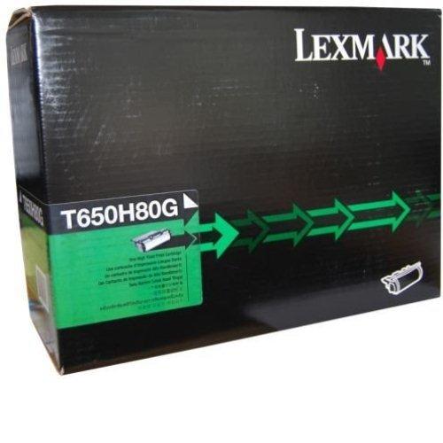 Preisvergleich Produktbild LEXMARK Toner schwarz T65x