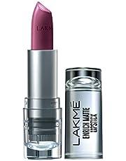 Lakme Enrich Matte Lipstick, 4.7 g