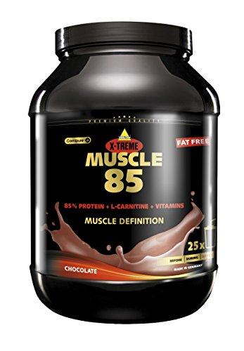 Inkospor X-Treme Muscle 85, Schokolade, 750g - Bars Gainer Weight Protein