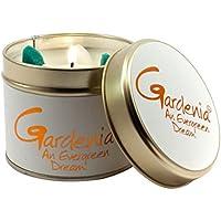 Lily Flame-Scatola di latta, motivo: Gardenia, colore: