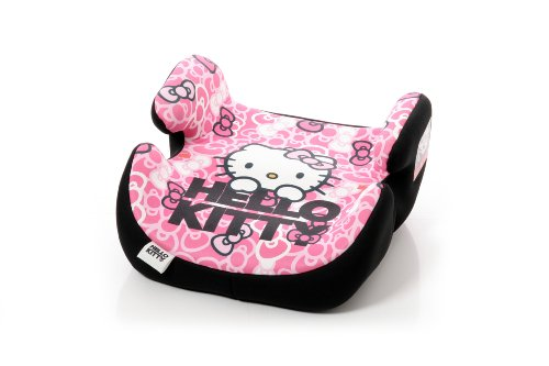 Hello Kitty 104-141-800 Kindersitz Topo Luxe, rosa
