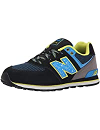 New Balance - KL574O6G - Color: Gris - Size: 38.5 YY-Rui Slip-On Mocasines para mujer  color azul sHdob2z