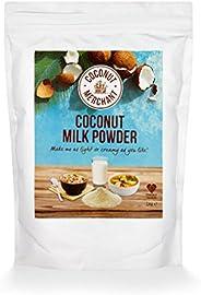 Coconut Merchant Coconut Milk Powder 1kg Vegan Milk Powder Alternative| for Curries, Soups, Sauces, Smoothies and Drinks | Ve