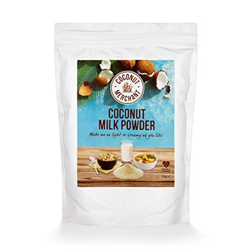 Una alternativa para sustituir la leche de coco tradicional de larga duración y muy fácil de usar, nuestra leche de coco en polvo, totalmente natural, es la manera perfecta de disfrutar los beneficios de la leche de coco sin preocuparnos por la fecha...