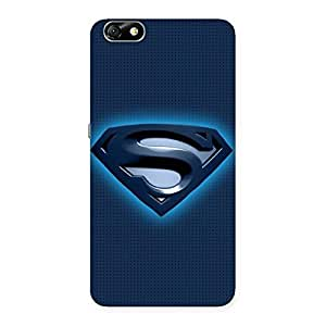 Blue Day Back Case Cover for Honor 4X
