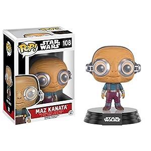 Funko Pop Maz Kanata (Star Wars 108) Funko Pop Star Wars