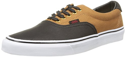 Vans U Era 59 T&L, Sneakers Basses mixte adulte, Multicolore (T&L/Rubber/Black), 39 EU