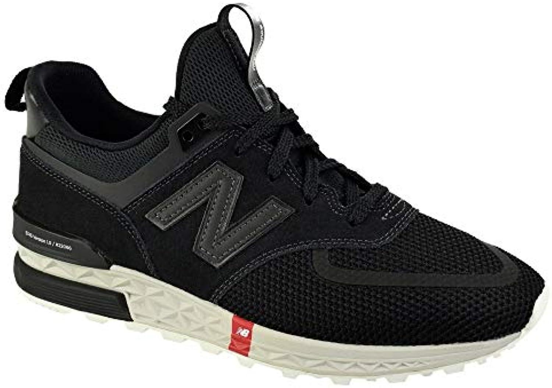 New Balance 574 scarpe da ginnastica Nero MS574UTB (45 - Nero) | A Prezzo Ridotto  | Uomini/Donne Scarpa