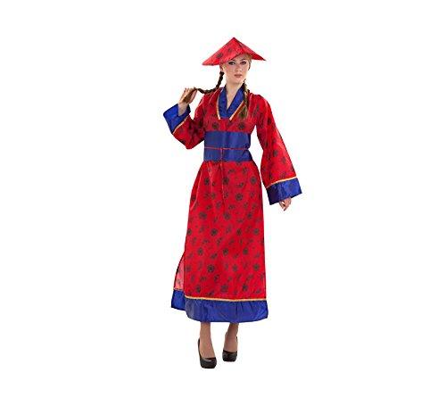 Imagen de disfraz barato de china en varias tallas para mujer