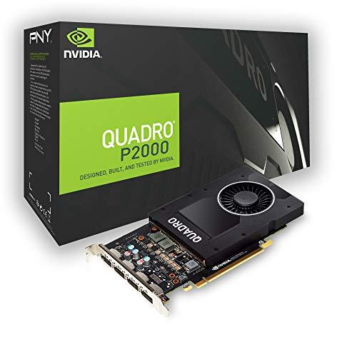 Tarjeta gráfica Nvidia Quadro PNY Negro