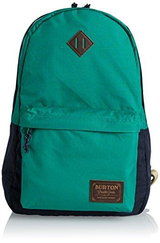 Burton Kettle Pack 11006102304 Trekking-Rucksack, 20 l, mehrfarbig (Green Lake Triple Ripstop)