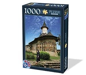 D-Toys - Rompecabezas, 1000 Piezas (DT63038-MN-03)