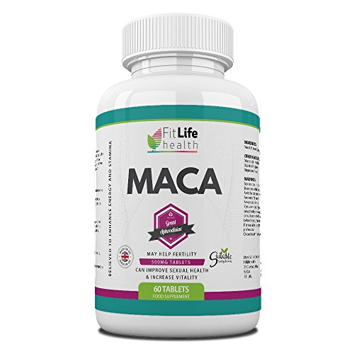 Libro PDF Gratis Maca Root Extract 500mg By Fit Life Health - Top