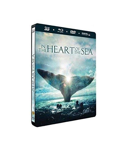 Blu-ray 3d steelbook au coeur de l'ocean